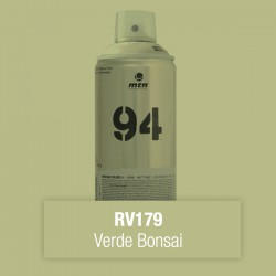 Pintura Spray Verde Bonsai