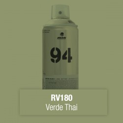 Pintura Spray Verde Thai