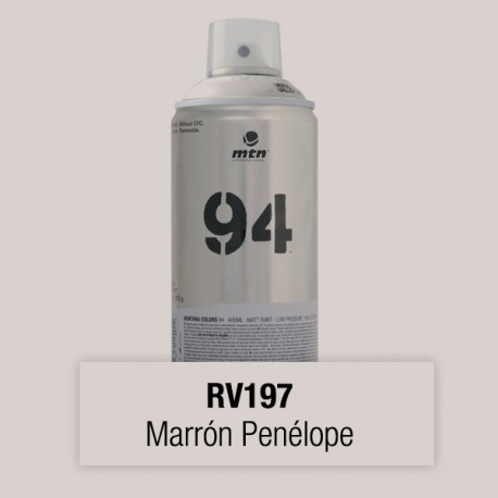 Pintura Spray Marrón Penélope
